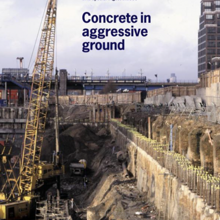 Concrete in Aggressive Ground