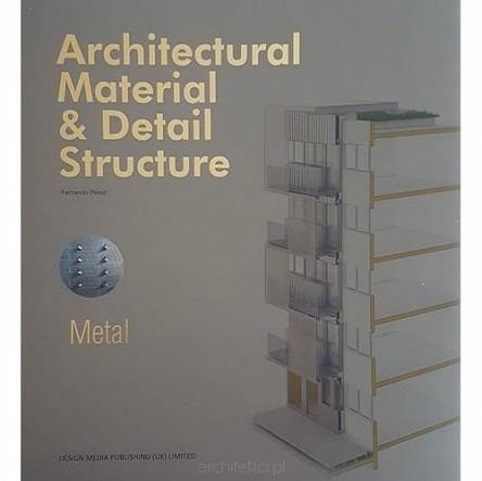 Architectural Material & Detail Structure Metal