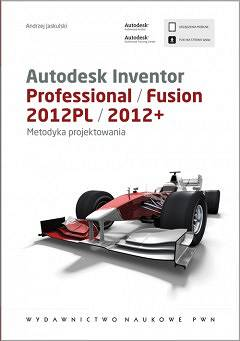Autodesk Inventor Professional. Fusion 2012PL/2012+ z CD