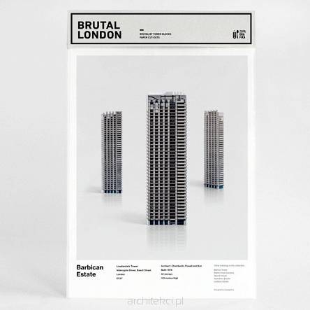 BRUTAL LONDON: Barbican