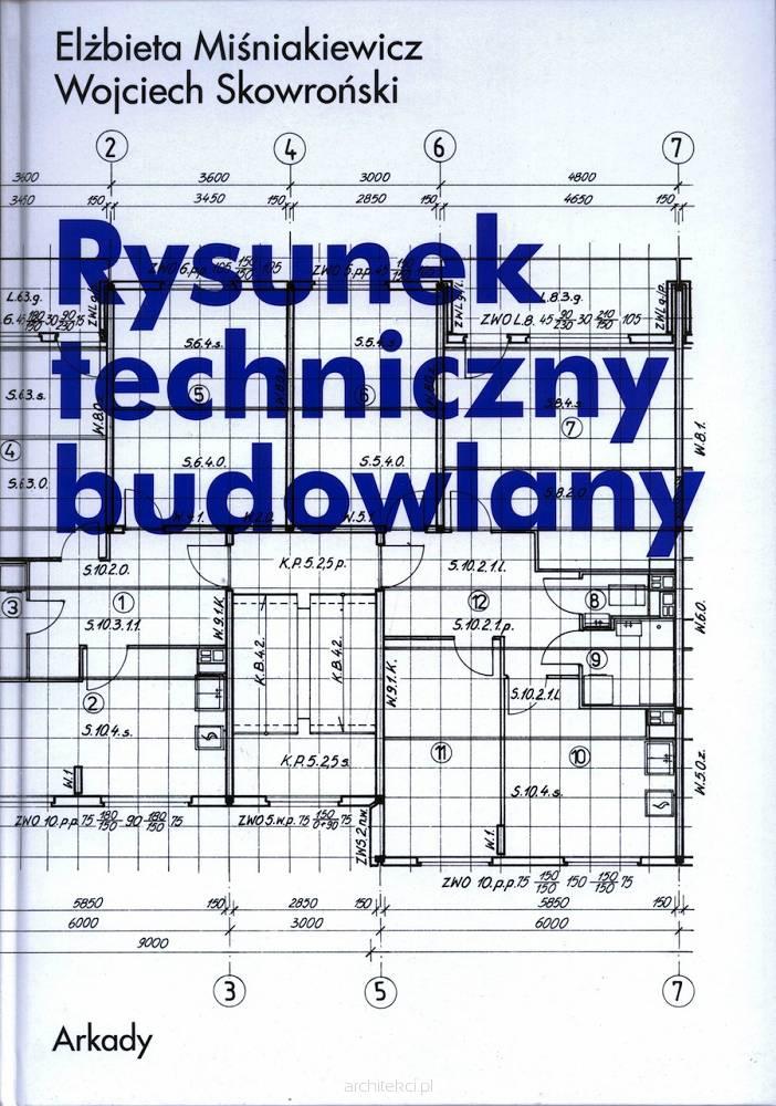 rysunek techniczny dla mechaników podręcznik